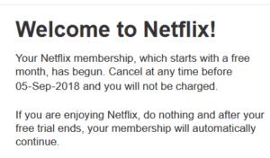 Verified) Get 1 Month Netflix Premium Free - New Method June