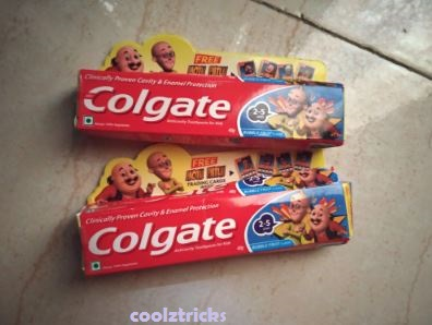 Colgate Free Samples
