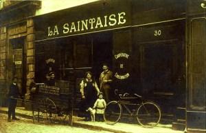 Notre histoire - La Saintaise