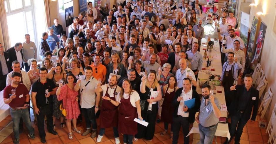Le Salon Foire aux Vins 2019 a rassemblé plus d'une centaine de participants