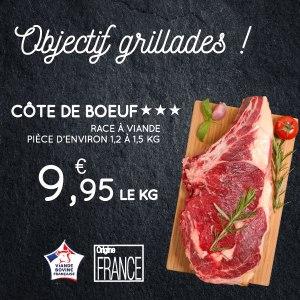 Côte de bœuf***