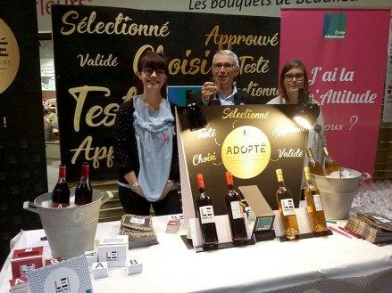 Le Pineau by Coop Atlantique a été dégusté et sélectionné par nos coopérateurs
