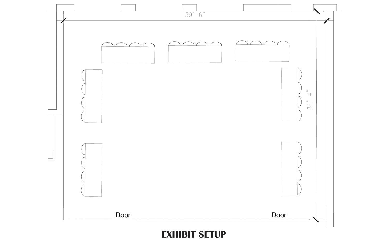 Monongahela Room Details