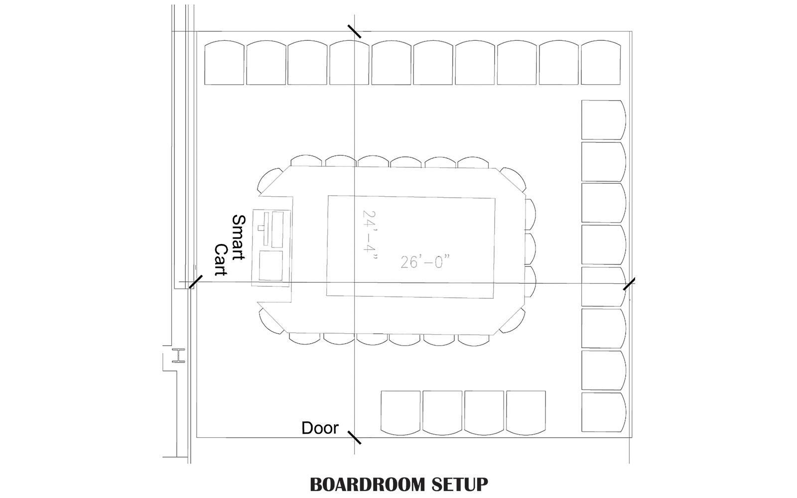 Conemaugh Room Details