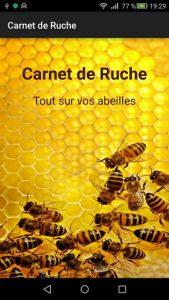 carnet de rucher