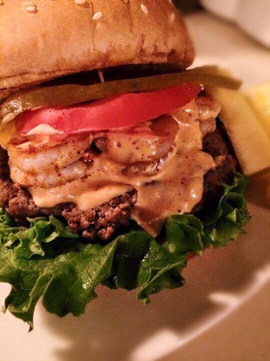Shrimp Burgers with Chipotle Aïoli