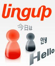 Lingup, the social network for language lovers