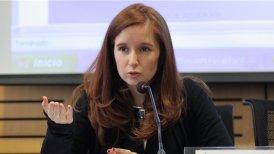 María Elina Cruz se refirió a la suspensión condicional del caso Farmacias y a la delación compensada.