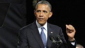 En medio de sus vacaciones Obama se refirió a crisis en Egipto.