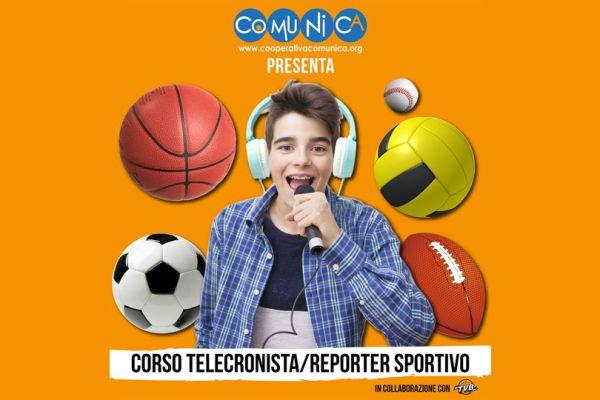 Corso Sport Reporter