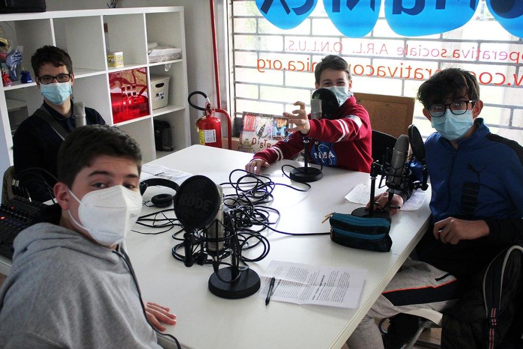 Web Radio Comunica 2021