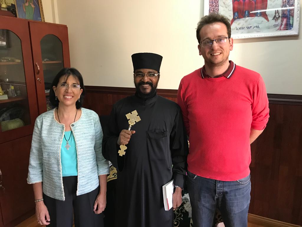In Etiopia per i Corridoi Umanitari