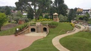 """Parco giochi """"La Miniera"""", Capiago Intimiano"""