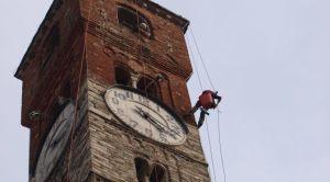 Restauro campanile di San Paolo, Cantù
