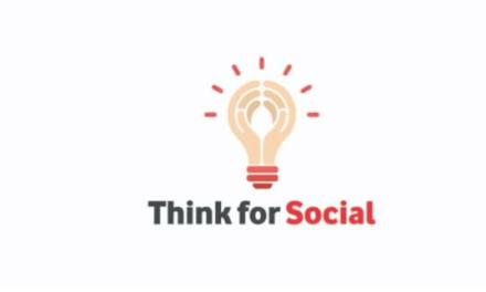 Think for social: il bando da un milione di euro per le nuove tecnologie a servizio del territorio