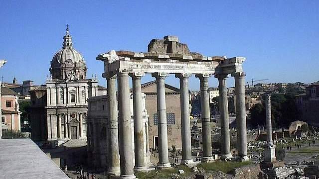 roma cultura