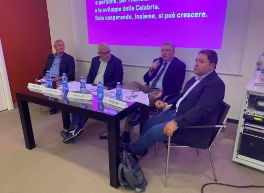 Camillo Nola (Confcooperative Calabria): Non siamo portatori di voti, ma portatori di idee