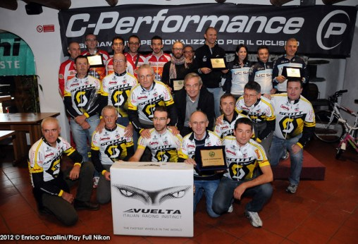 2012 - Coppa Lombardia - Premiazioni
