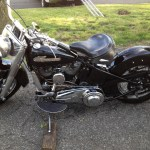 1947 Harley Davidson Motorcycle Chopper Stock 1947 Knuckle For Sale Near New York Ny Ny Harley Davidson Dealer