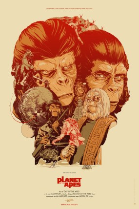 planet of theapes