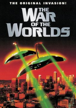 sci-fi movie war of the worlds