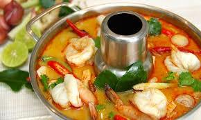 Thai tom yum gong