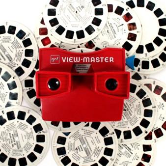 vintage view master 1980s reels (1)