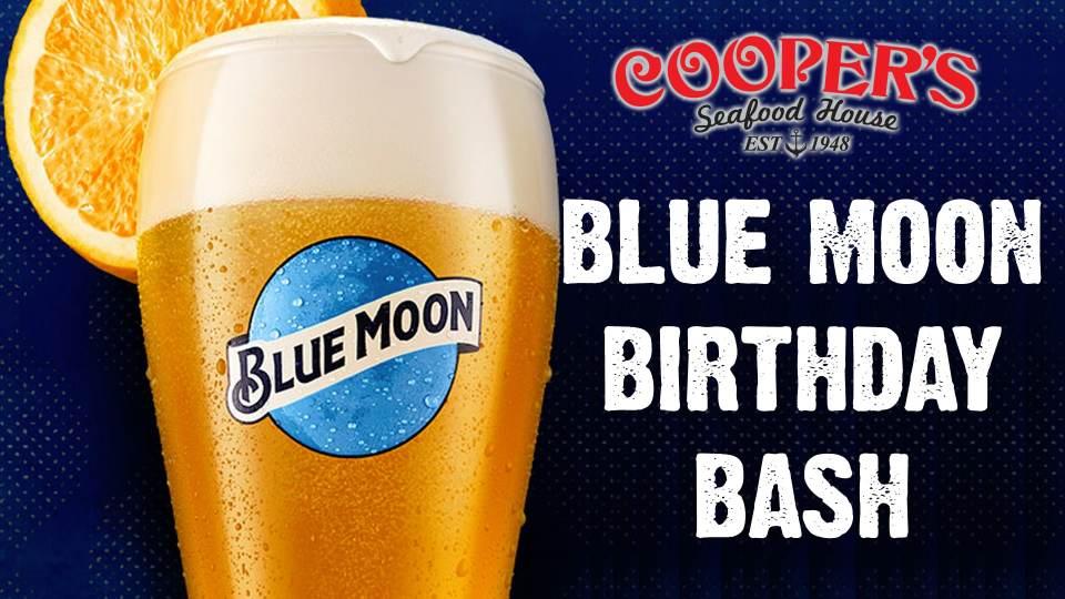 Blue Moon Birthday Bash Scranton PA