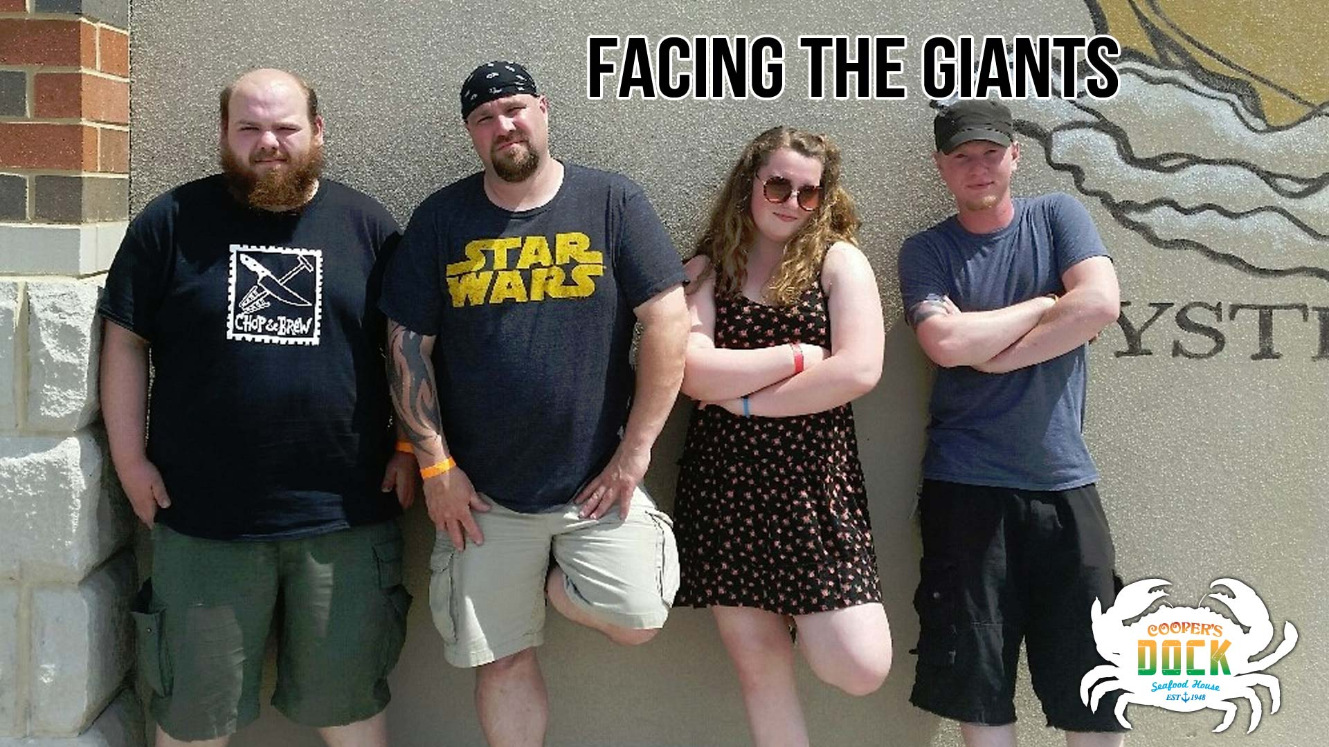 Facing The Giants Band