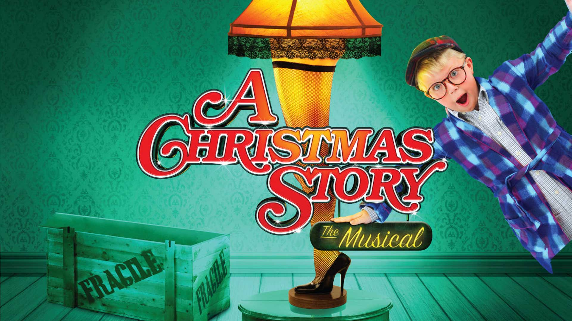 A Christmas Story The Musical.A Christmas Story The Musical Broadway Theater Scranton