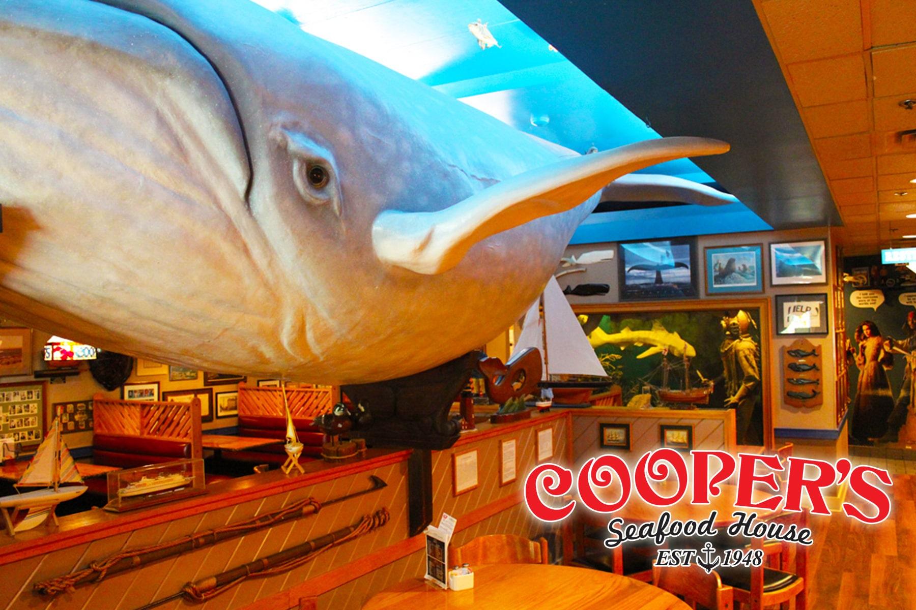 Cooper's Seafood House Job Listings