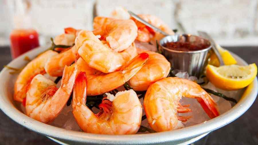 One Pound U-Peel Shrimp 6.95