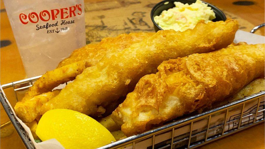 Fish Friday – $9.95 Haddock Fish & Chips