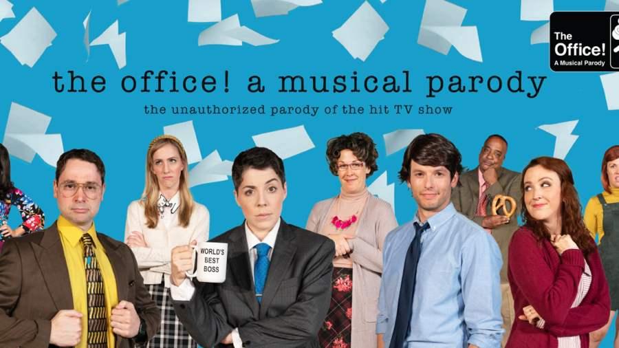 The Office! A Musical Parody – Scranton Cultural Center