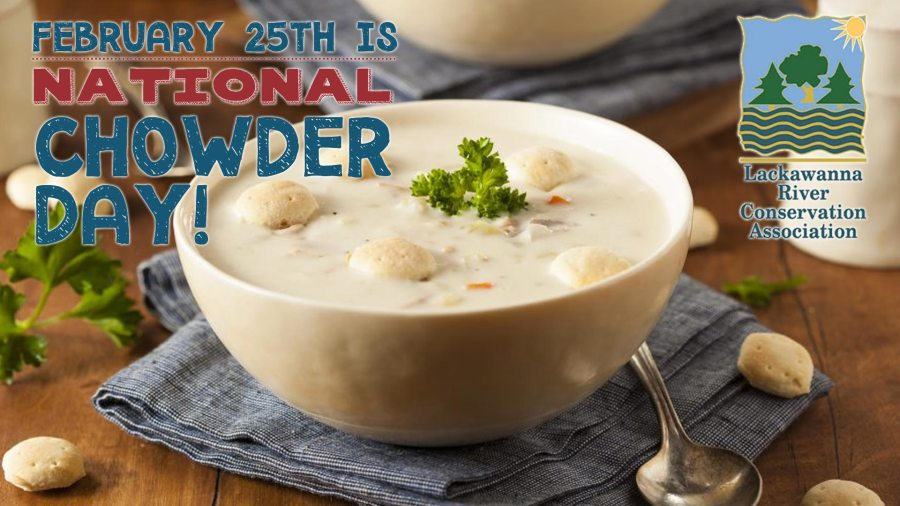 National Chowder Day – Chowder Sales Donated to LRCA
