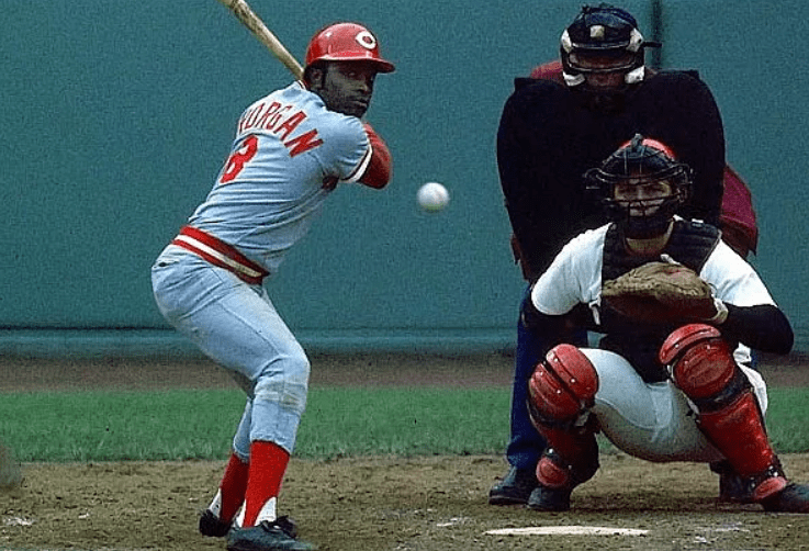 Big Red Sports >> Joe Morgan Key Cog In The Big Red Machine Cooperstown Cred