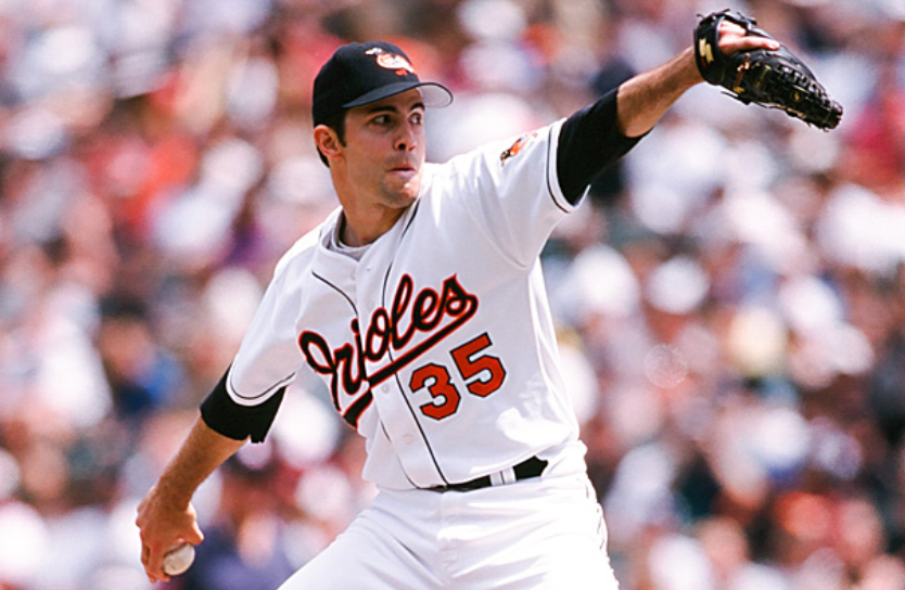 32b7003b6 Mike Mussina Joins a Quartet of 2019 BBWAA Hall of Famers ...
