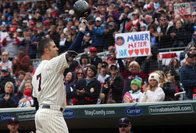 Not in Hall of Fame - Joe Mauer Retires