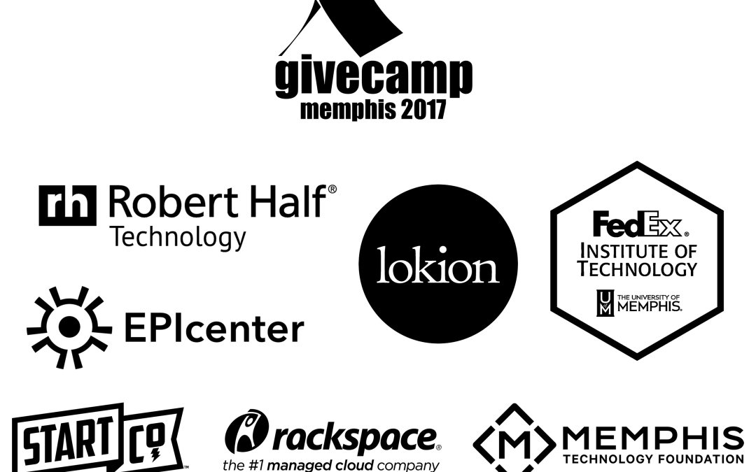 GiveCamp Memphis 2017 is Awesome!!