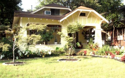 Flashback October 2010: Yard Of Month