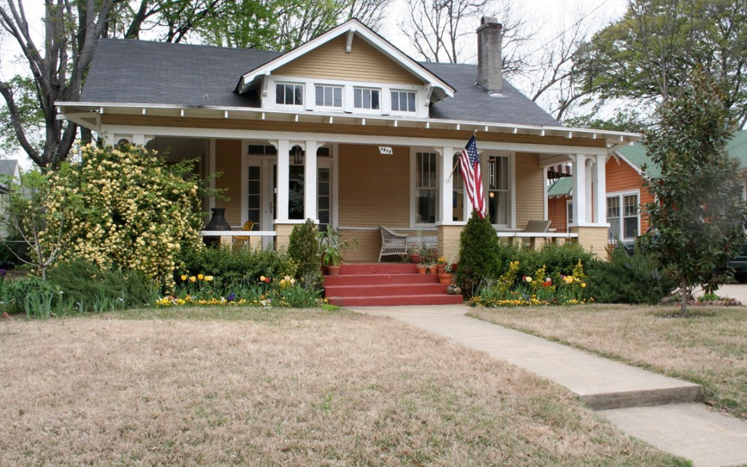 Flashback May 2011: Yard Of Month