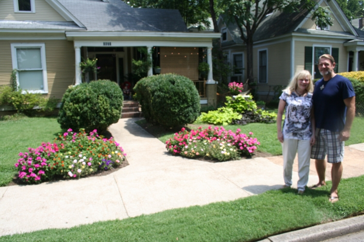 Flashback August 2011: Yard Of Month