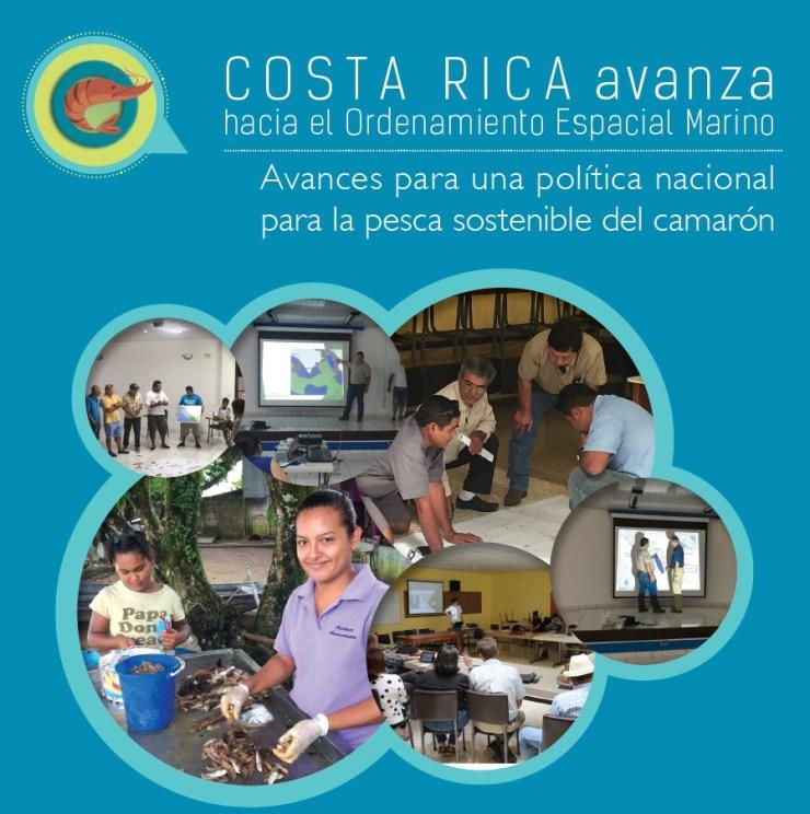 Costa Rica Avanza hacia el Ordenamiento espacial marino