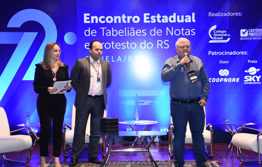COOPNORE participa como patrocinadora do 72º Encontro de Tabeliães de Notas  e Protestos do RS e722629891ceb