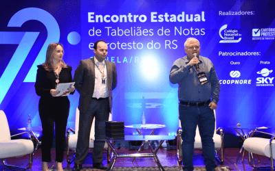 COOPNORE participa como patrocinadora do 72º Encontro de Tabeliães de Notas e Protestos do RS