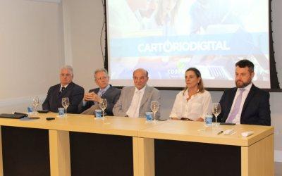 COOPNORE lança oficialmente a plataforma on-line Cartório Digital