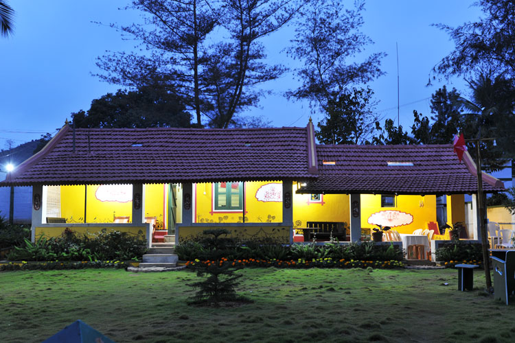 Bird Of Paradise Coorg Homestays
