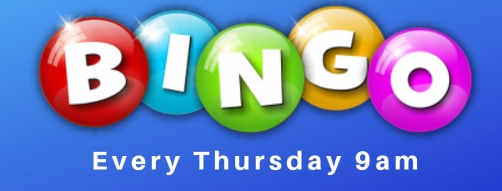 Thursday Bingo at Cooroy RSL