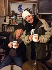 Amy DiNino & Sue Leonard