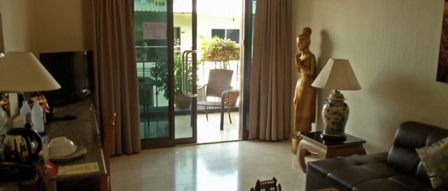 1-bedroom Penthouse Suite at Copa Hotel Pattaya